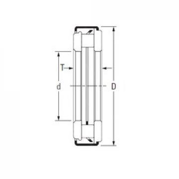 KOYO ARZ 10 20 35,4 needle roller bearings