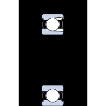 45 mm x 85 mm x 19 mm  45 mm x 85 mm x 19 mm  SKF 209-2Z deep groove ball bearings