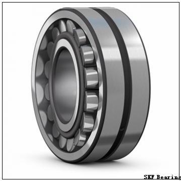 120 mm x 215 mm x 40 mm  120 mm x 215 mm x 40 mm  SKF 7224 BGAM angular contact ball bearings