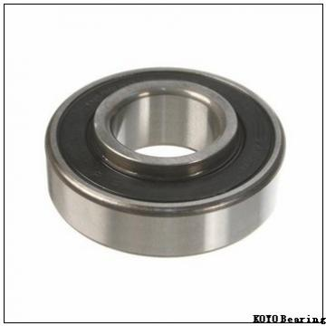 8 mm x 24 mm x 8 mm  8 mm x 24 mm x 8 mm  KOYO NC628 deep groove ball bearings