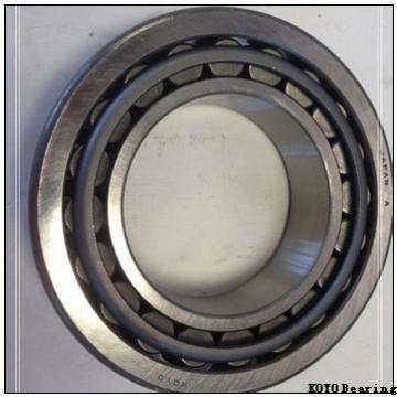 10 mm x 26 mm x 8 mm  10 mm x 26 mm x 8 mm  KOYO 3NC6000MD4 deep groove ball bearings