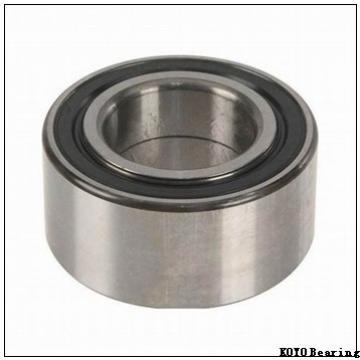 45 mm x 85 mm x 19 mm  45 mm x 85 mm x 19 mm  KOYO 30209XR tapered roller bearings
