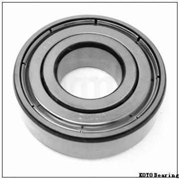 190 mm x 320 mm x 104 mm  190 mm x 320 mm x 104 mm  KOYO 23138RK spherical roller bearings