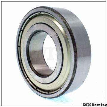 20 mm x 52 mm x 12 mm  20 mm x 52 mm x 12 mm  KOYO DG205212-2- 9TCS24 deep groove ball bearings