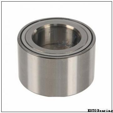 88,9 mm x 161,925 mm x 48,26 mm  88,9 mm x 161,925 mm x 48,26 mm  KOYO 766/752 tapered roller bearings