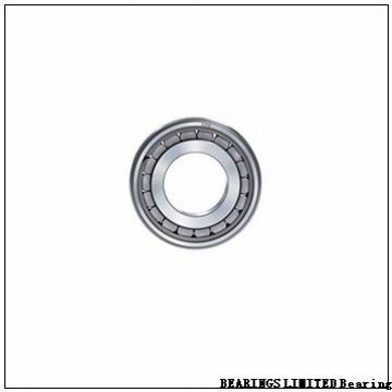 BEARINGS LIMITED W01 Bearings