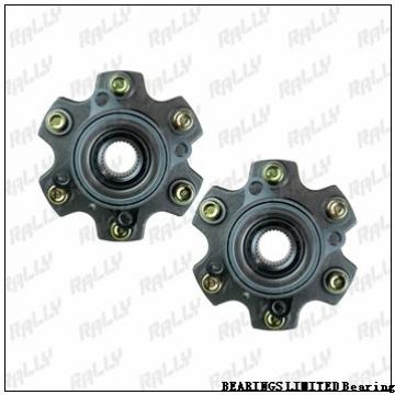 BEARINGS LIMITED 1220 Bearings