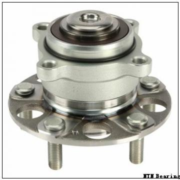 90,000 mm x 190,000 mm x 43,000 mm  90,000 mm x 190,000 mm x 43,000 mm  NTN N318E cylindrical roller bearings