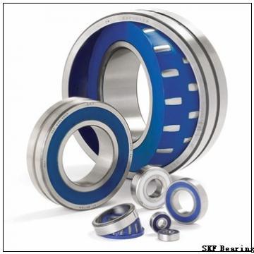 45 mm x 85 mm x 19 mm  45 mm x 85 mm x 19 mm  SKF NUP 209 ECP thrust ball bearings