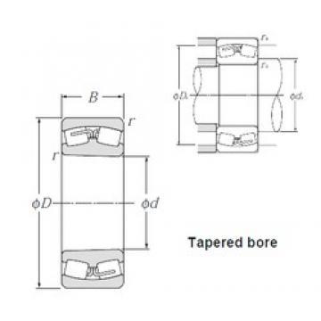 1250 mm x 1 630 mm x 280 mm  1250 mm x 1 630 mm x 280 mm  NTN 239/1250K spherical roller bearings