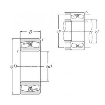 710 mm x 1 030 mm x 236 mm  710 mm x 1 030 mm x 236 mm  NTN 230/710B spherical roller bearings