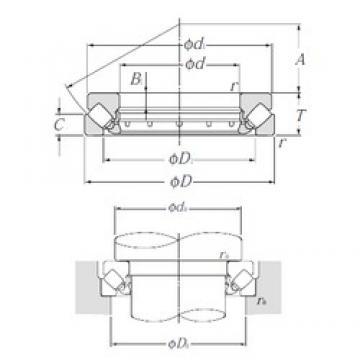 NTN 29326 thrust roller bearings